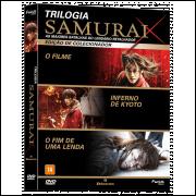 TRILOGIA SAMURAI X - Edição de Colecionador - 3 DVDS