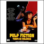 PULP FICTION: TEMPO DE VIOLÊNCIA - (Quentin Tarantino) DVD
