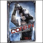 DVD - CONAN, O BÁRBARO