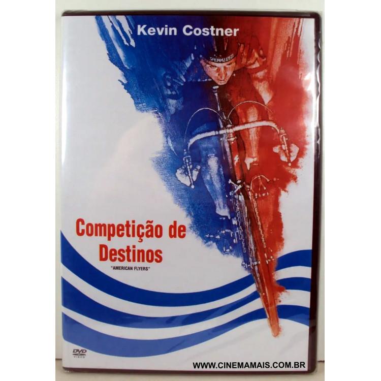 Competição De Destinos - 1985 - Kevin Costner - DVD