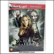 A BELA E A FERA - DVD Light - Estlla Warren -  DVD
