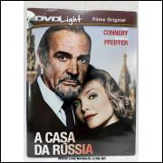 A CASA DA RÚSSIA - Sean Connery - Michelle Pfeiffer - DVD