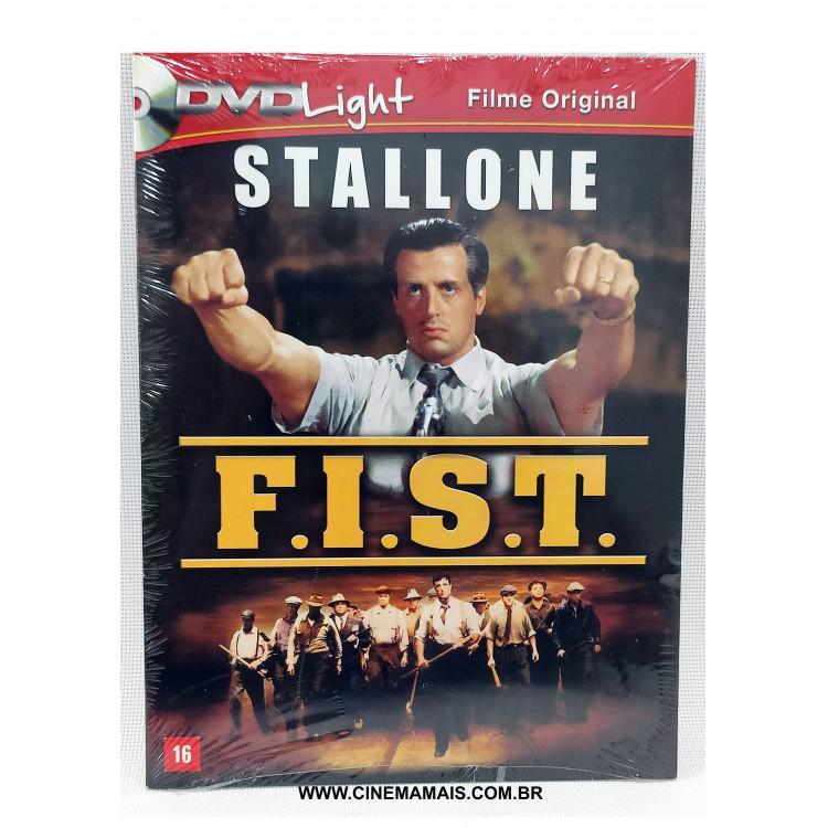 F.i.s.t. -  Sylvester Stallone  - DVD
