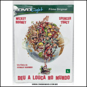 DEU A LOUCA NO MUNDO -  Stanley Kammer  - DVD Light