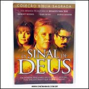 O SINAL DE DEUS - FORÇAS DIABÓLICAS - DVD