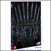 Dvd: Game Of Thrones 8ª Temporada