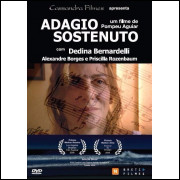 Adagio Sostenuto - Com Dedina Bernardelli  - Dvd - Brasil