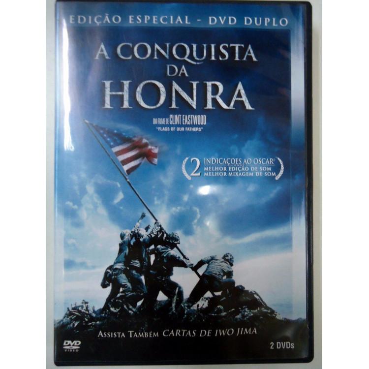 A Conquista Da Honra - Dvd Duplo - Edição Especial