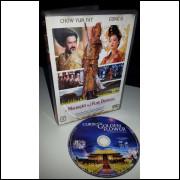 A Maldição Da Flor Dourada - DVD - Raro    CinemaMais