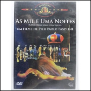 As Mil E Uma Noites - Pier Paolo Pasolini - Dvd Raro