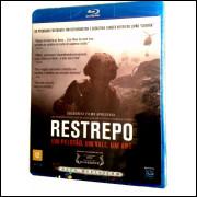 Restrepo Um Pelotão, Um Vale, Um Ano - Blu-ray - Original