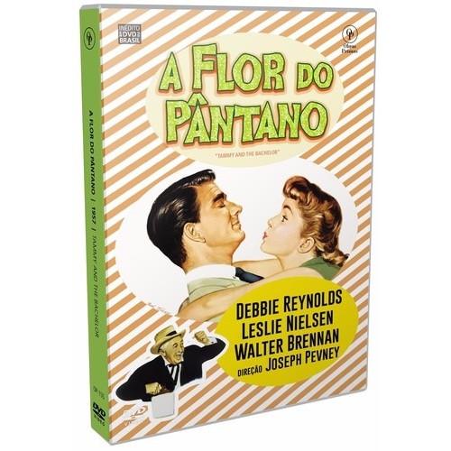 A Flor Do Pântano - 1957  Original Lacrado @