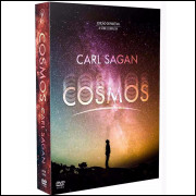 Cosmos - Carl Sagan - Série Completa 7 Dvds