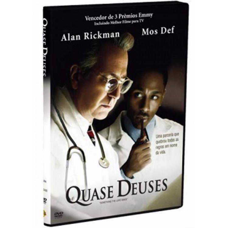 Quase Deuses - Alan Rickman - Mos Def