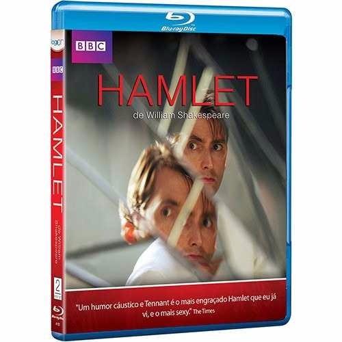 Hamlet (bbc)  De William Shakespeare - Original Blu-ray