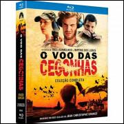 Blu-ray O Voo Das Cegonhas  Coleção Completa (lacrado)*