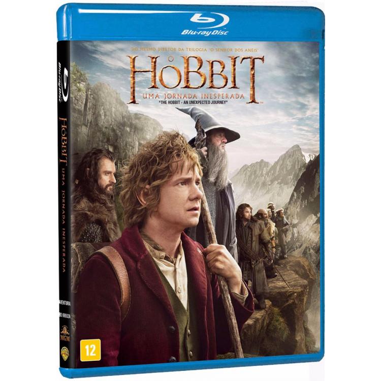 Hobbit Uma Jornada Inesperada -  Blu-ray Original  Lacrado @
