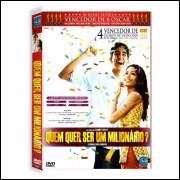 Quem Quer Ser Um Milionário?  Dvd Original Novo Lacrado