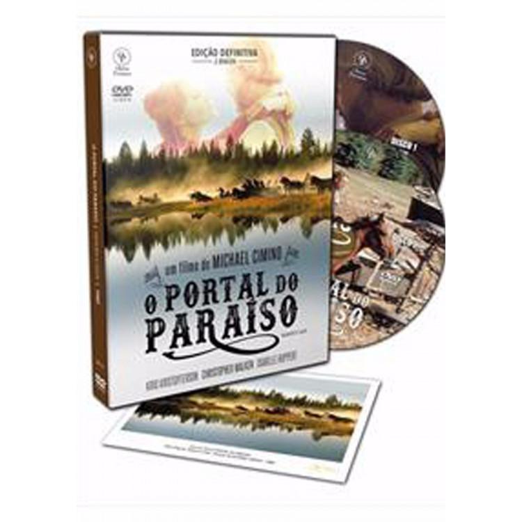 O Portal Do Paraíso  Dvd Original Novo Lacrado