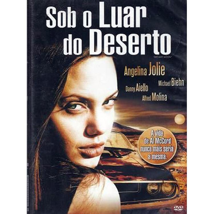 Sob O Luar Do Deserto - Angelina Jolie - Danny Aiello