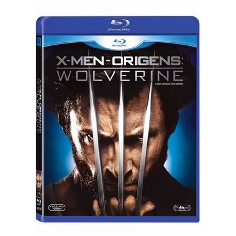 Wolverine X-men - Wolverine -  Bluray Original  Lacrado