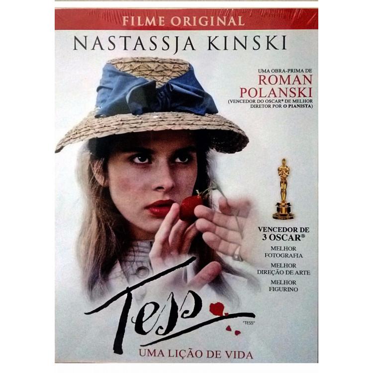 Tess - Uma Lição De Vida - De Roman Polanski Dvd - Original