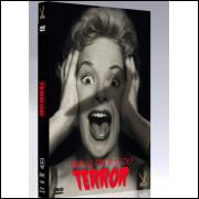 Box Obras Primas Do Terror - Vol 1- C/ 6 Filmes Original - Dvd