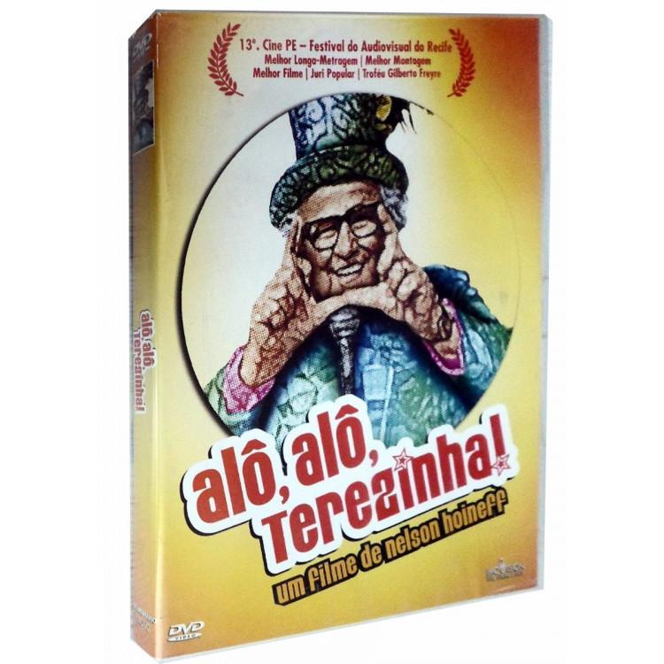 Alô,alô, Terezinha! - Chacrinha - Original Lacrado Dvd