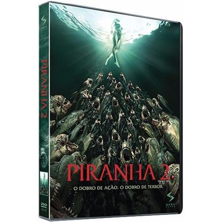Piranha 2 - 2011  -  Dvd Raríssimo