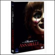 Dvd Annabelle *  Terror  + Brinde - Blu-ray  Nosso Lar