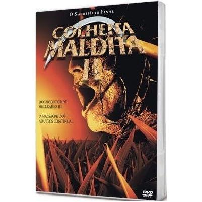 Colheita Maldita 2 - Como Tudo Começou - Original Novo Lacrado - Dvd