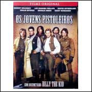 Os Jovens Pistoleiros - C/ Documentário Billy The Kid Dvd