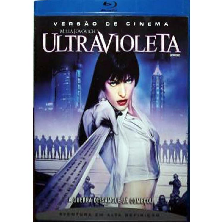 Ultravioleta - Versão De Cinema - Blu-ray    CinemaMais