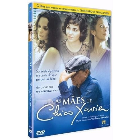 As Mães De Chico Xavier - Espiritismo - Dvd