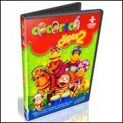 Cocoricó Clipes 2 - Cultura Marcas - Dvd - Infantil