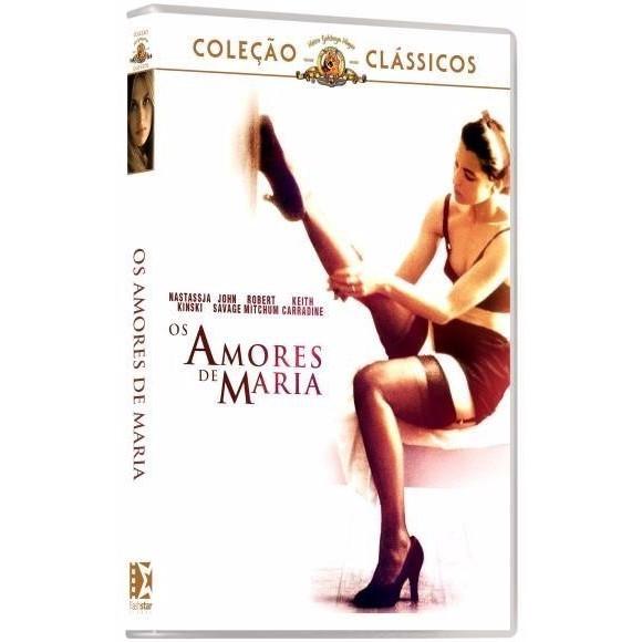 Os Amantes De Maria   -  Dvd  Os Amores De Maria