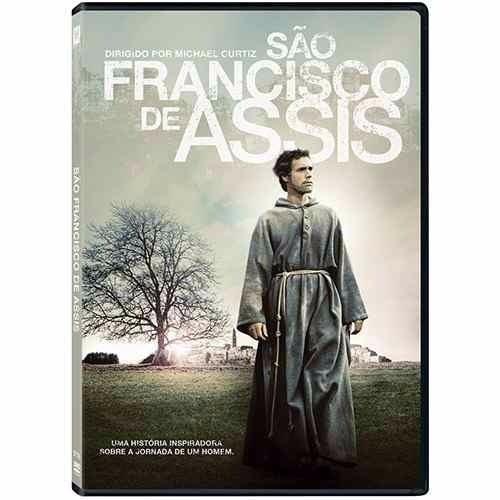 São Francisco De Assis - Michael Curtiz - Dvd