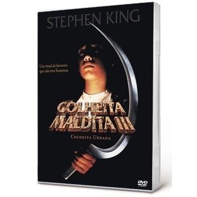 Colheita Maldita 3  - A colheita Urbana  DVD Original
