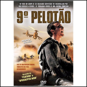 9º Pelotão - Baseado Em Fatos Reais - Dvd Filmaço De Guerra
