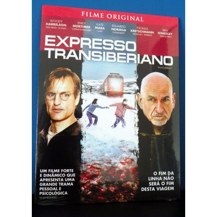 Expresso Transiberiano - Dvd
