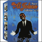The Al Jolson - Vol. 2 Collection Box Com 4 Dvds -  @