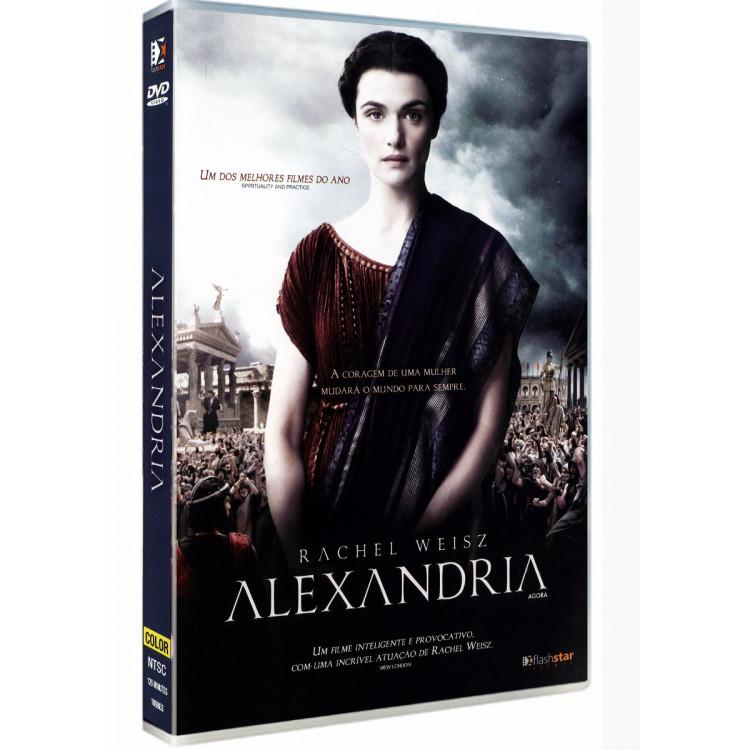 Alexandria - Rachel Weisz, -  Dvd Raríssimo