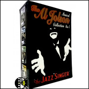 The Al Jolson - Vol. I Collection Box Com 4 Dvds -  @
