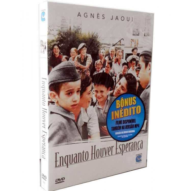 Enquanto Houver Esperança -  (2005)  La Maison De Nina Dvd