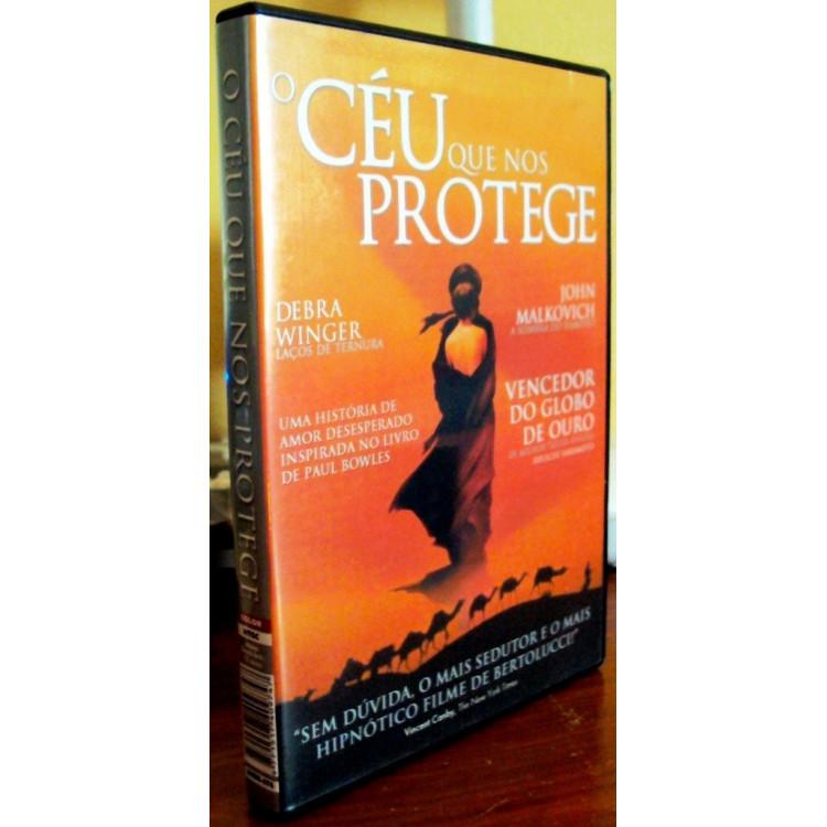 O Céu Que Nos Protege - DVD