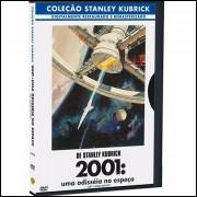 2001: Uma Odisséia No Espaço - Stanley Kubrick - Dvd