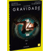 Gravidade -  Sandra Bullock E George Clooney - Dvd