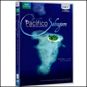 Pacífico Selvagem - Bbc Earth - 2 Dvds - Original Lacrado