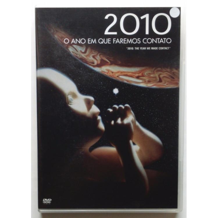 2010 - O Ano Em Que Faremos Contato  - Dvd