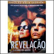 Revelação E O Livro Foi Aberto - Dvd Coleção Bíblia Sagrada.